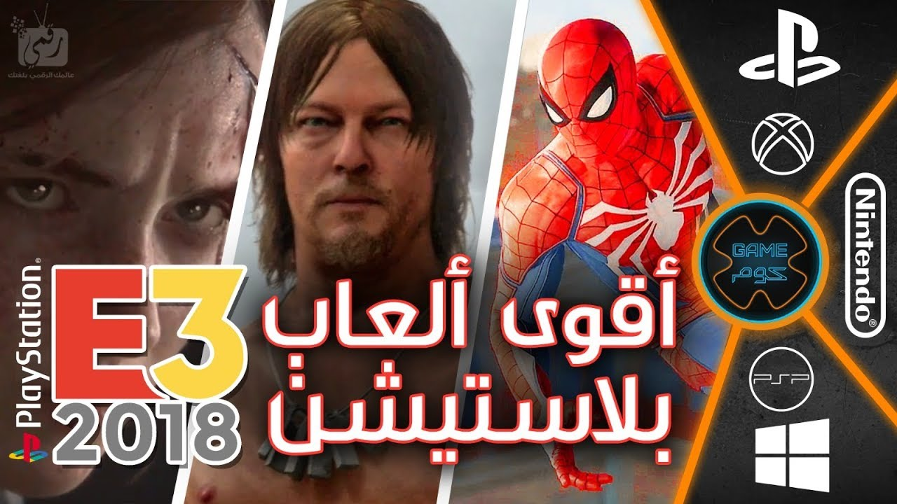 Top Ps4 Games 2018 2019 E3 2018