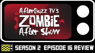 iZombie Season 2 Episode 16 Review & After Show | AfterBuzz TV