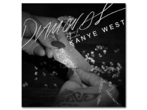 Rihanna feat. Kanye West _ Diamonds (Remix) JJ
