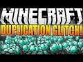 HOW TO DUPLICATE ITEMS IN MINECRAFT!!??| WORKS MULTIPLAYER | 1.9+