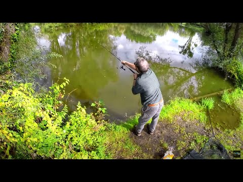 Float Fishing For Carp With Waggler & Controller Floats