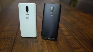 OnePlus 6 - Which One Black or White? 1 Million Sold