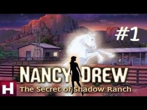 Нэнси Дрю: Тайна ранчо теней #1 Почувствуй себя ковбоем