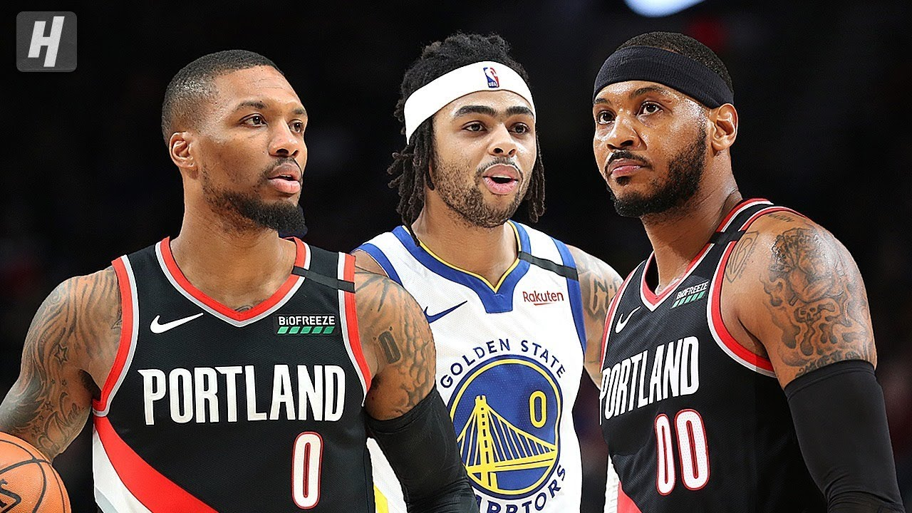How to Watch Warriors vs. Trail Blazers