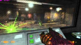Black Mesa Source 2012 - Walkthrough Part 14 HD