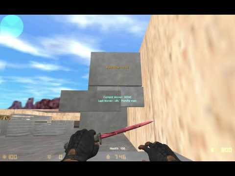 Counter-Strike 1.6: Zombie Base Builder Tutorial - Layer Tunnel-Up Base