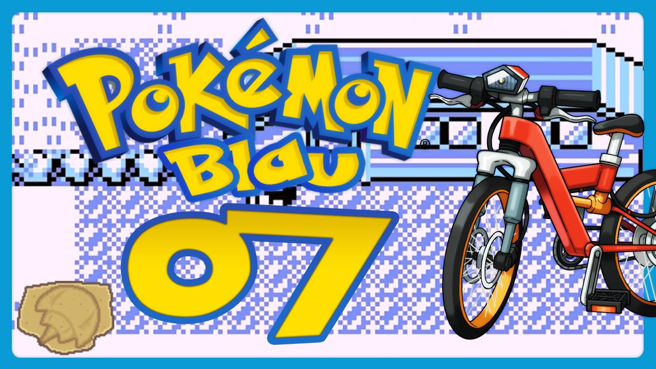 Pokemon Blau
