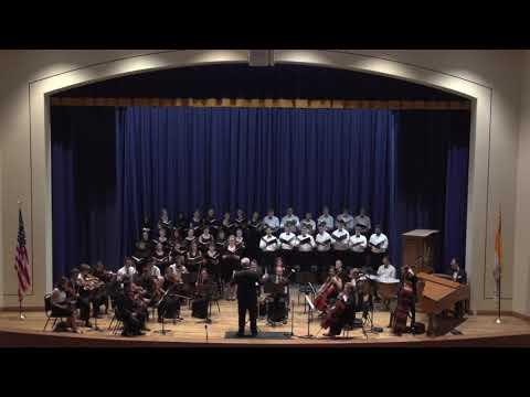 The Thomas Aquinas College Choir performs Handel's Messiah (unabridged)
