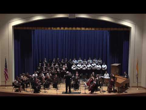 The Thomas Aquinas College Choir performs Handel's Messiah (unabridged)