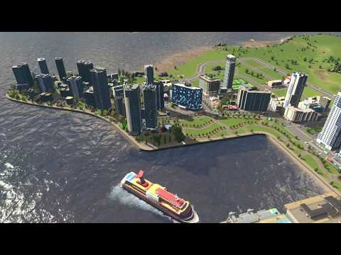 HIGH DENSITY PLANNING | Cities:Skylines
