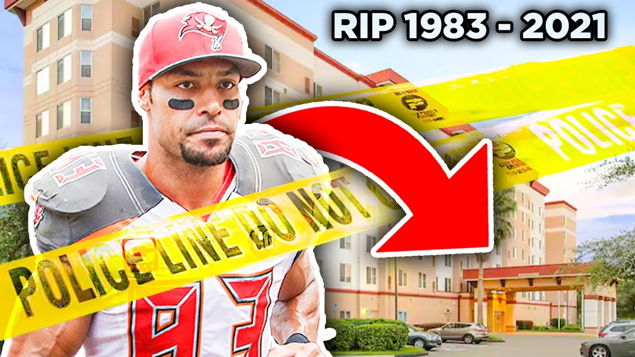 Vincent Jackson found dead: Here's what we know