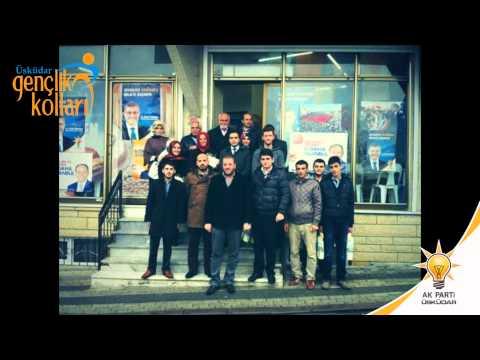 AK Parti Üsküdar Gençlik Kolları 3. Dönem Faliyet Sunumu