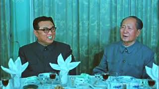 Kim ll Sung and Mao Tse Tung (1970) Video Archive