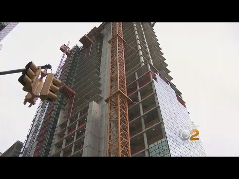 Worker Falls To His Death At Construction Site
