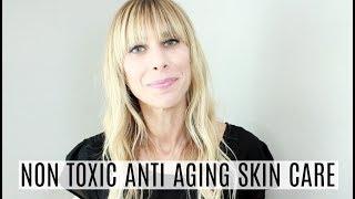 Non Toxic Anti Aging Skin Care Routine | Summer Saldana