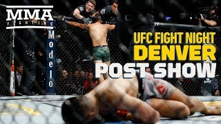 UFC Denver Post-Fight Show - MMA Fighting