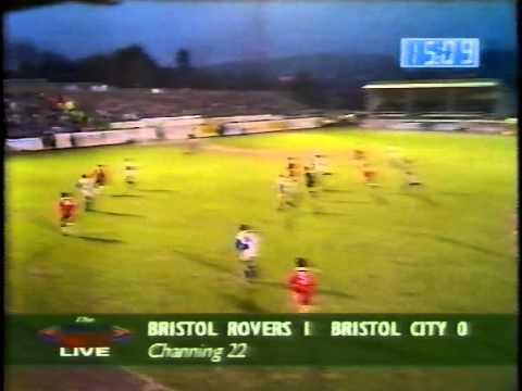 Bristol Rovers v Bristol City 2nd half