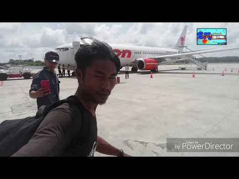 Bandar udara raja ali haji fisabilillah tanjung pinang kepulauan Riau HD