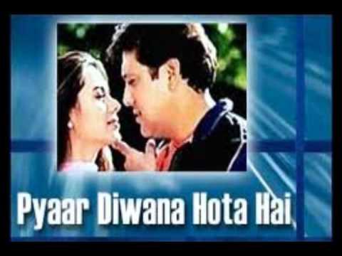 Pyar Deewana Hota Hain (Jhankar Beats)