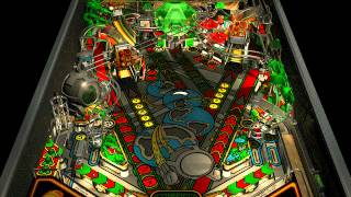 Pro Pinball: Timeshock! (Cunning Developments) (MS-DOS) [1997]