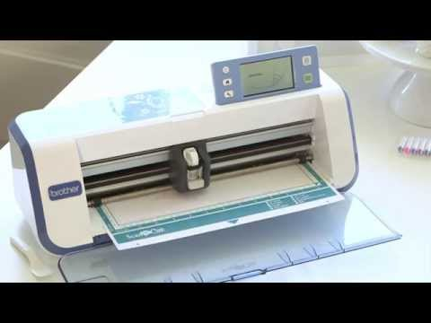 Brother ScanNCut - The world's first home & hobby cutting machine