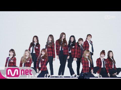 [2018 MAMA PREMIERE In KOREA] IZ*ONE_Energetic / Wanna One 181210