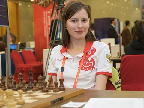 Russian WGM Natalia Pogonina : Notable Games