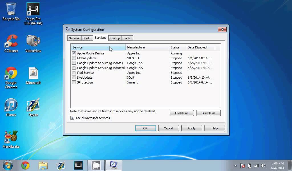 how to speed up laptop windows xp