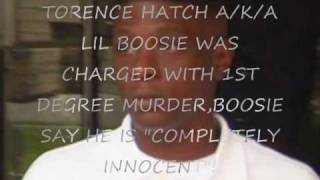 "LIL BOOSIE 2004 ""BUCKED UP"""