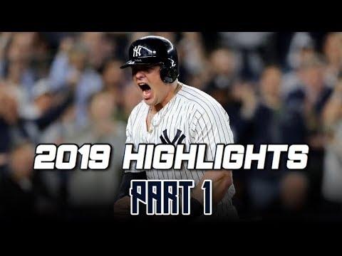 Luke Voit 2019 Highlights   Part 1   HD