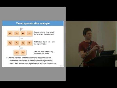 A Federated Model for Internet-level Consensus
