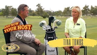 Match Play  with Ray Adams and special guest Tina Tombs