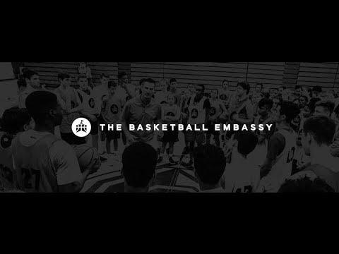The Basketball Embassy - Assembly 2018 by @thehumanplane