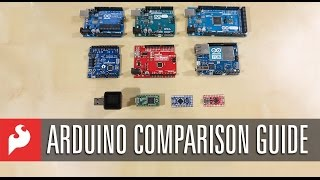 SparkFun Arduino Comparison Guide