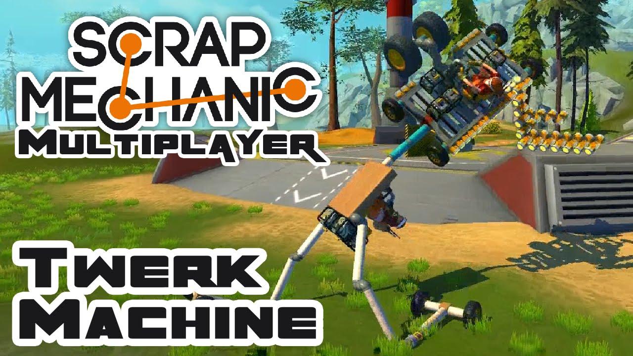 Twerk Machine