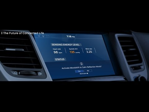 Hyundai Motor – Cisco Connected Car Platform