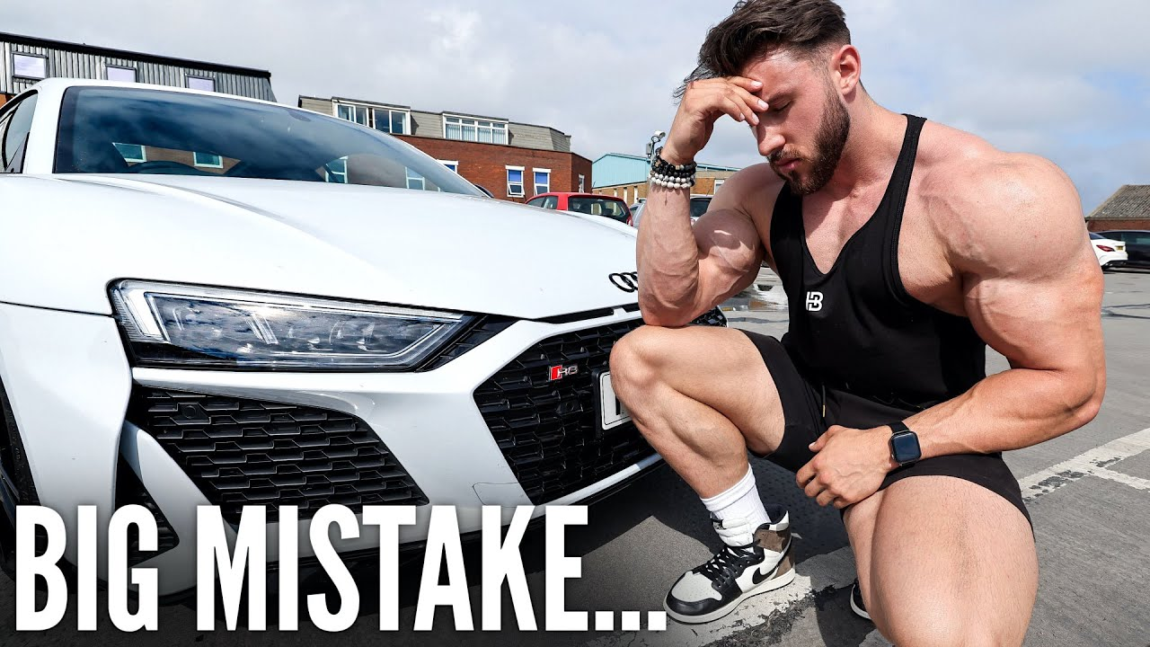 DO I REGRET BUYING A SUPERCAR | GIVING THE AUDI R8 AWAY...