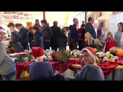 "Schulfest ""Winterzauber"" an der Oberschule Berne"