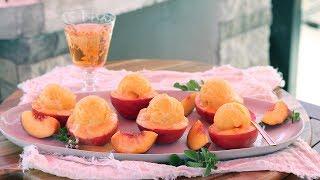 Peach Rose Sorbet