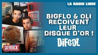 Bigflo & Oli reçoivent leur disque d