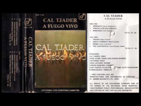 Cal Tjader - A Fuego Vivo [Cassette Made in Thailand, Concord, 1982]