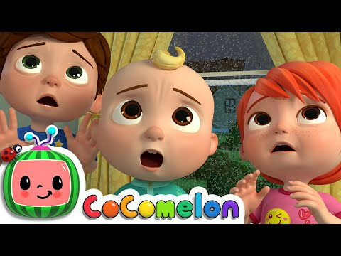 What Makes Me Happy | CoComelon Nursery Rhymes & Kids Songs