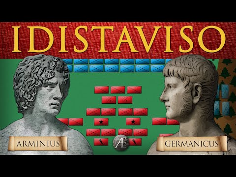 Battle of Idistaviso: The Roman Revenge on Teutoburg