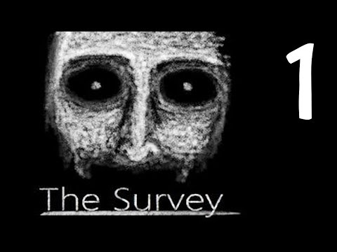 The Survey - DON'T TRUST YOUR PHONE, Manly Let's Play Pt.1
