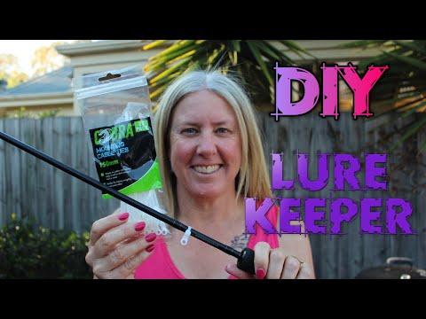 DIY Lure Keeper