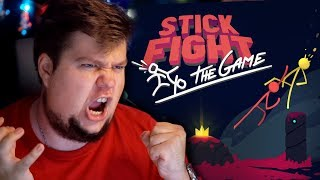 БЕЗУМНЫЙ УГАР В КООПЕ - Stick Fight: The Game
