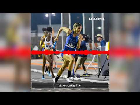 Sydney McLaughlin Is Putting The 400H World/American Record On Notice
