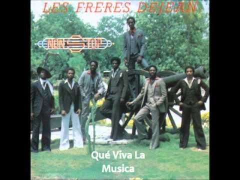 Les Freres Dejean - Qué Viva La Musica