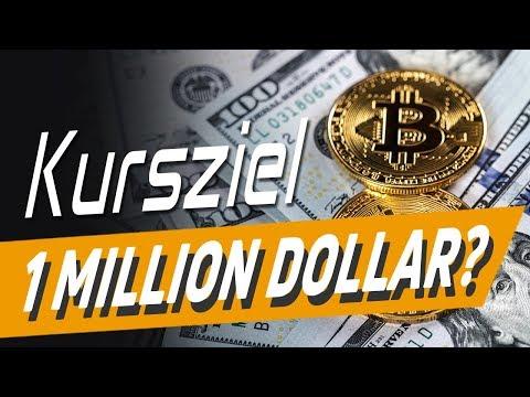 Bitcoin: 1 Million Dollar Bis 2020 Möglich?