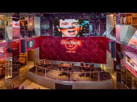 Conheça o projeto do Hard Rock Cafe em Curitiba